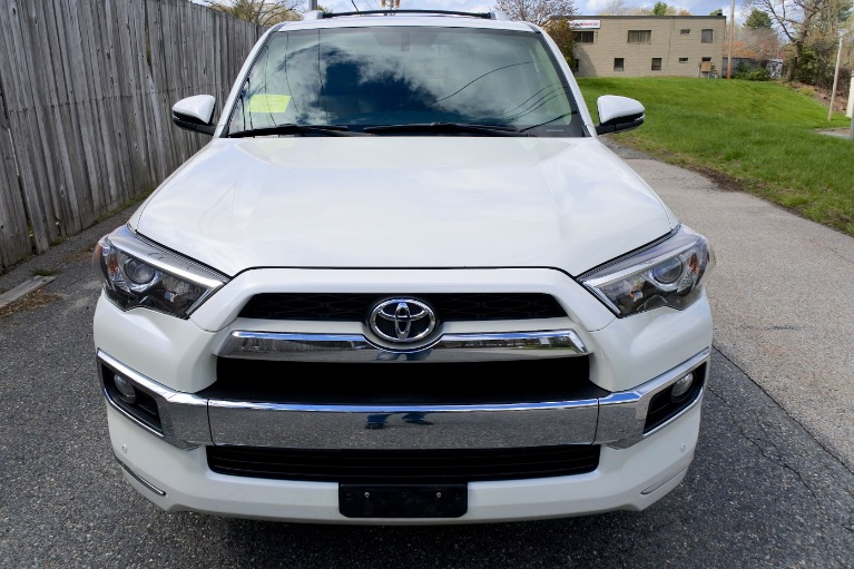 Used 2015 Toyota 4runner Limited 4WD Used 2015 Toyota 4runner Limited 4WD for sale  at Metro West Motorcars LLC in Shrewsbury MA 8