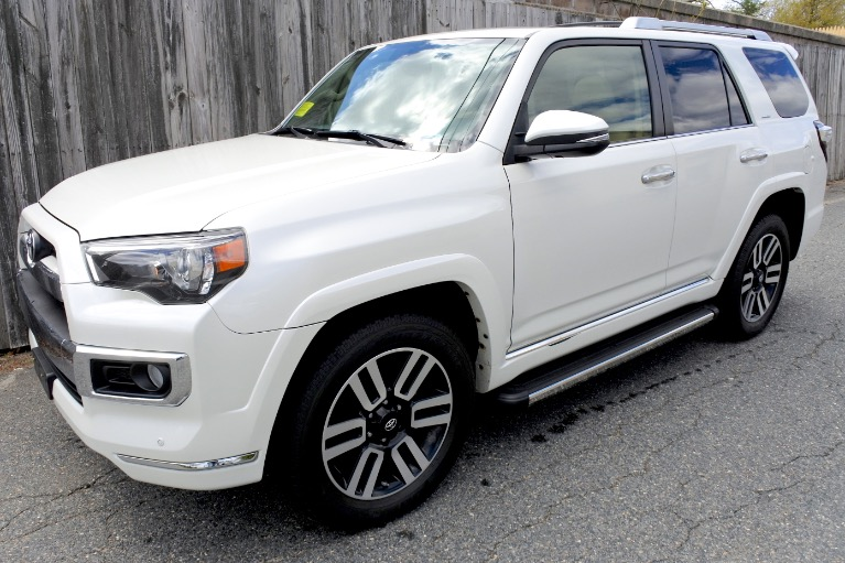 Used Used 2015 Toyota 4runner Limited 4WD for sale $29,800 at Metro West Motorcars LLC in Shrewsbury MA