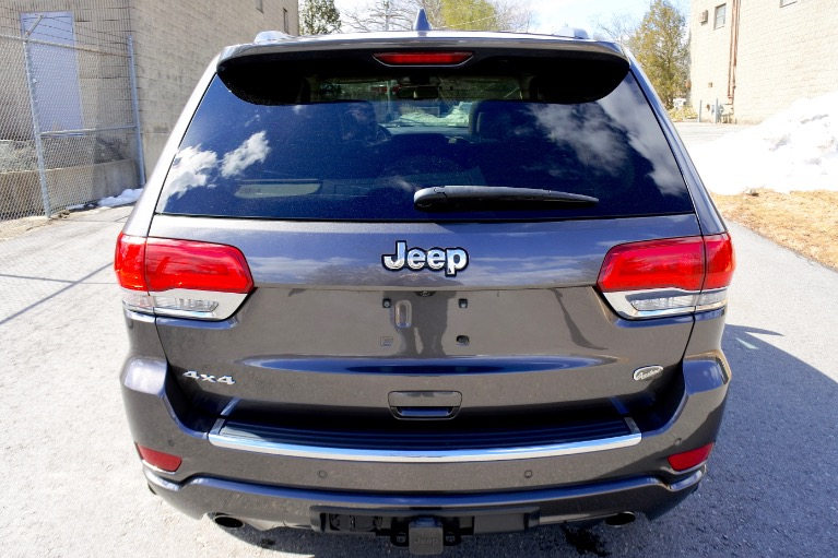 Used 2014 Jeep Grand Cherokee Overland 4WD Used 2014 Jeep Grand Cherokee Overland 4WD for sale  at Metro West Motorcars LLC in Shrewsbury MA 4