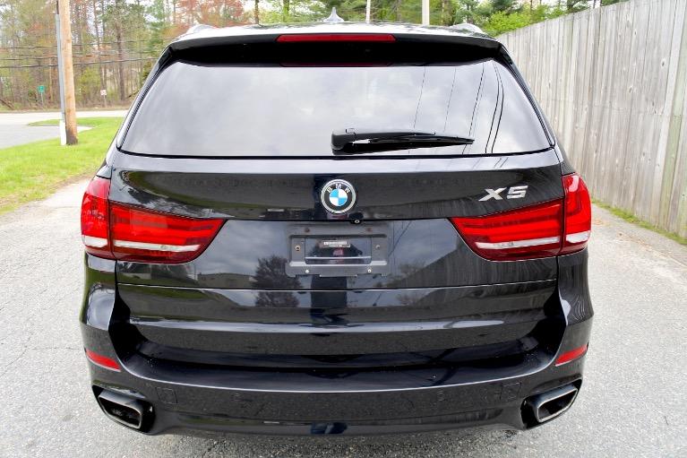 Used 2015 BMW X5 xDrive35i M Sport AWD Used 2015 BMW X5 xDrive35i M Sport AWD for sale  at Metro West Motorcars LLC in Shrewsbury MA 4