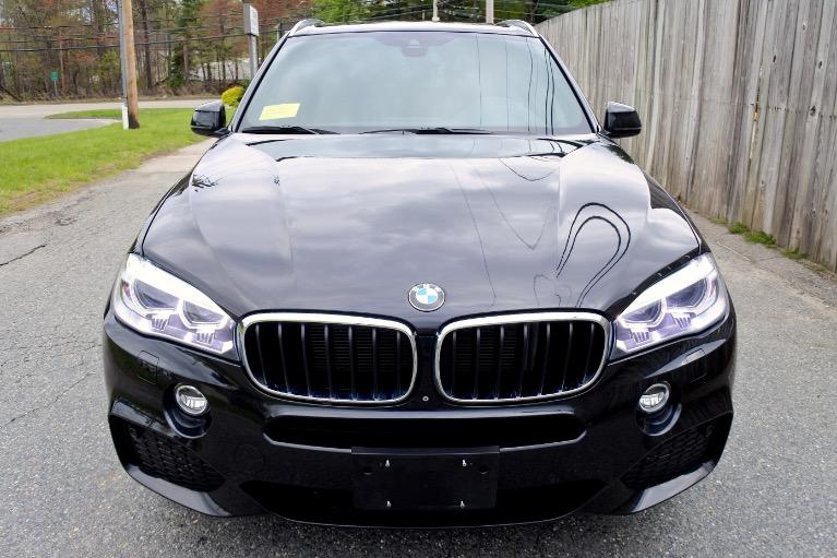 Used 2015 BMW X5 xDrive35i M Sport AWD Used 2015 BMW X5 xDrive35i M Sport AWD for sale  at Metro West Motorcars LLC in Shrewsbury MA 8