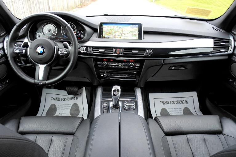 Used 2015 BMW X5 xDrive35i M Sport AWD Used 2015 BMW X5 xDrive35i M Sport AWD for sale  at Metro West Motorcars LLC in Shrewsbury MA 9