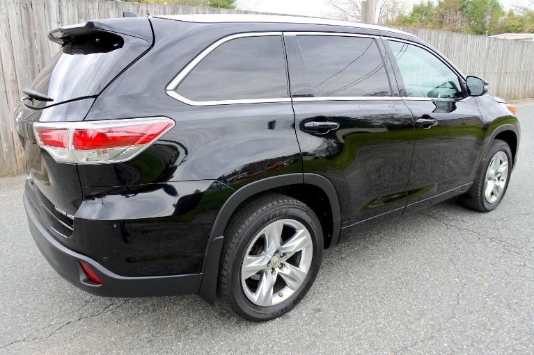Used 2015 Toyota Highlander Limited AWD Used 2015 Toyota Highlander Limited AWD for sale  at Metro West Motorcars LLC in Shrewsbury MA 5