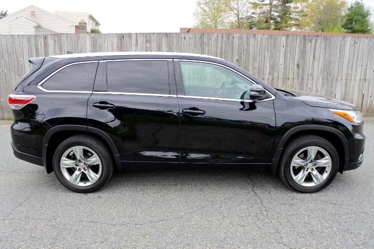 Used 2015 Toyota Highlander Limited AWD Used 2015 Toyota Highlander Limited AWD for sale  at Metro West Motorcars LLC in Shrewsbury MA 6