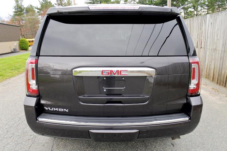Used 2016 GMC Yukon Denali 4WD Used 2016 GMC Yukon Denali 4WD for sale  at Metro West Motorcars LLC in Shrewsbury MA 4