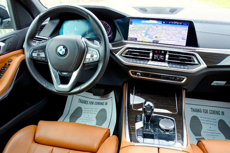 Used 2019 BMW X5 xDrive40i Sports Activity Vehicle Used 2019 BMW X5 xDrive40i Sports Activity Vehicle for sale  at Metro West Motorcars LLC in Shrewsbury MA 10