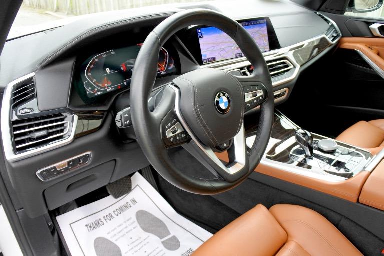 Used 2019 BMW X5 xDrive40i Sports Activity Vehicle Used 2019 BMW X5 xDrive40i Sports Activity Vehicle for sale  at Metro West Motorcars LLC in Shrewsbury MA 13