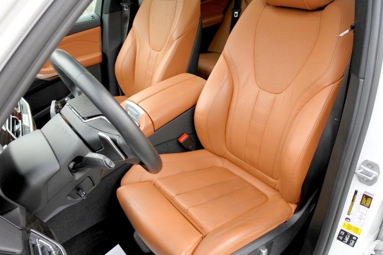 Used 2019 BMW X5 xDrive40i Sports Activity Vehicle Used 2019 BMW X5 xDrive40i Sports Activity Vehicle for sale  at Metro West Motorcars LLC in Shrewsbury MA 14