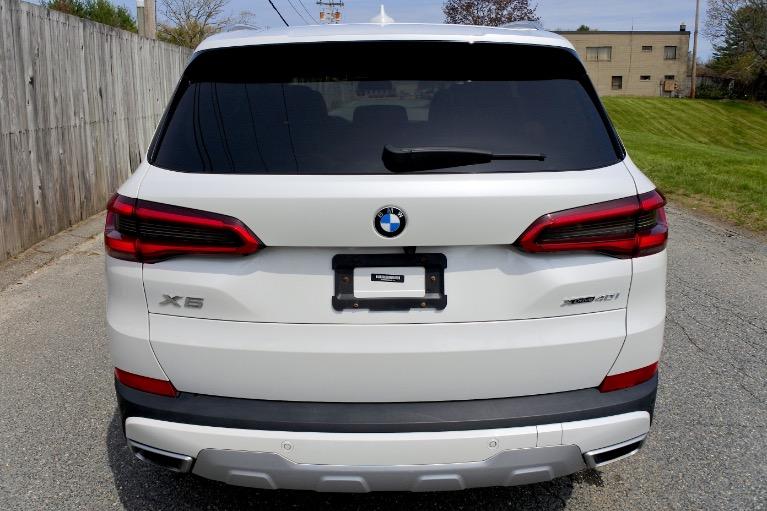 Used 2019 BMW X5 xDrive40i Sports Activity Vehicle Used 2019 BMW X5 xDrive40i Sports Activity Vehicle for sale  at Metro West Motorcars LLC in Shrewsbury MA 4
