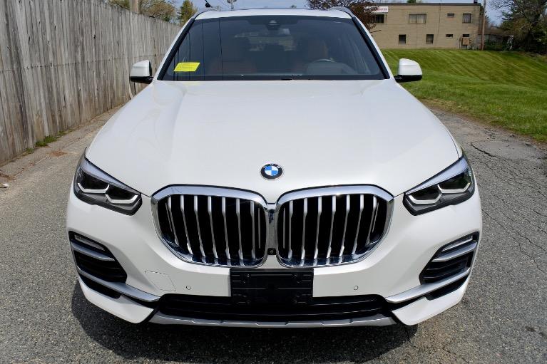 Used 2019 BMW X5 xDrive40i Sports Activity Vehicle Used 2019 BMW X5 xDrive40i Sports Activity Vehicle for sale  at Metro West Motorcars LLC in Shrewsbury MA 8