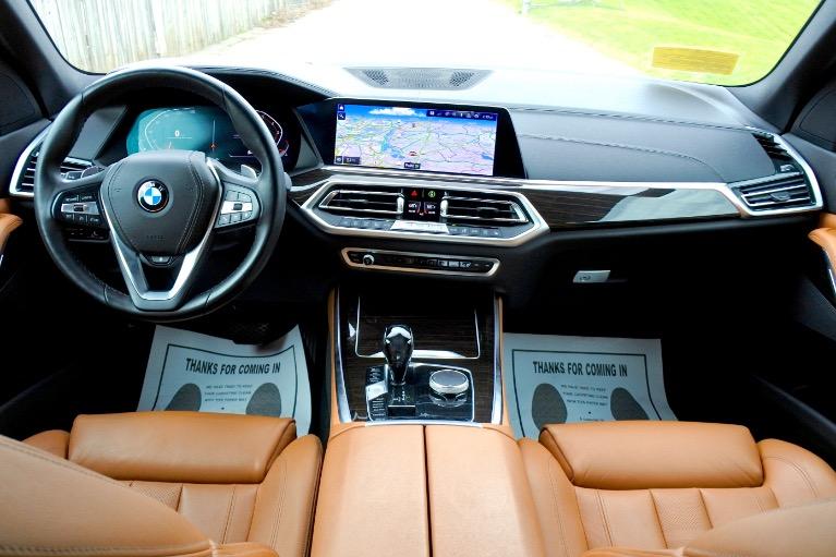 Used 2019 BMW X5 xDrive40i Sports Activity Vehicle Used 2019 BMW X5 xDrive40i Sports Activity Vehicle for sale  at Metro West Motorcars LLC in Shrewsbury MA 9