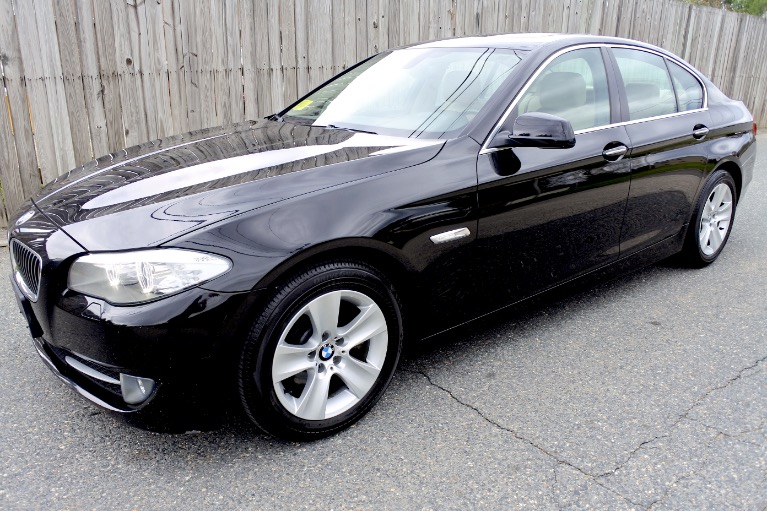 Used Used 2013 BMW 5 Series 528i xDrive AWD for sale $13,800 at Metro West Motorcars LLC in Shrewsbury MA