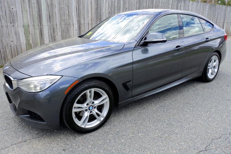 Used Used 2014 BMW 3 Series 328i xDrive Gran Turismo AWD for sale $13,800 at Metro West Motorcars LLC in Shrewsbury MA