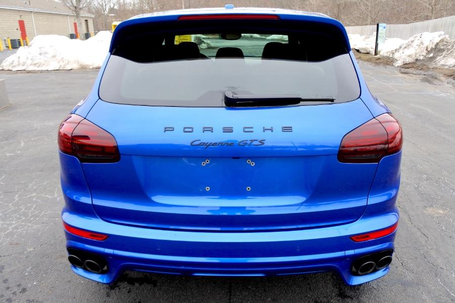 Used 2017 Porsche Cayenne GTS AWD Used 2017 Porsche Cayenne GTS AWD for sale  at Metro West Motorcars LLC in Shrewsbury MA 4