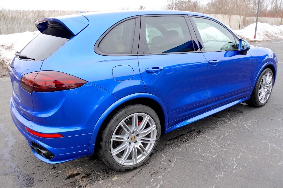Used 2017 Porsche Cayenne GTS AWD Used 2017 Porsche Cayenne GTS AWD for sale  at Metro West Motorcars LLC in Shrewsbury MA 5