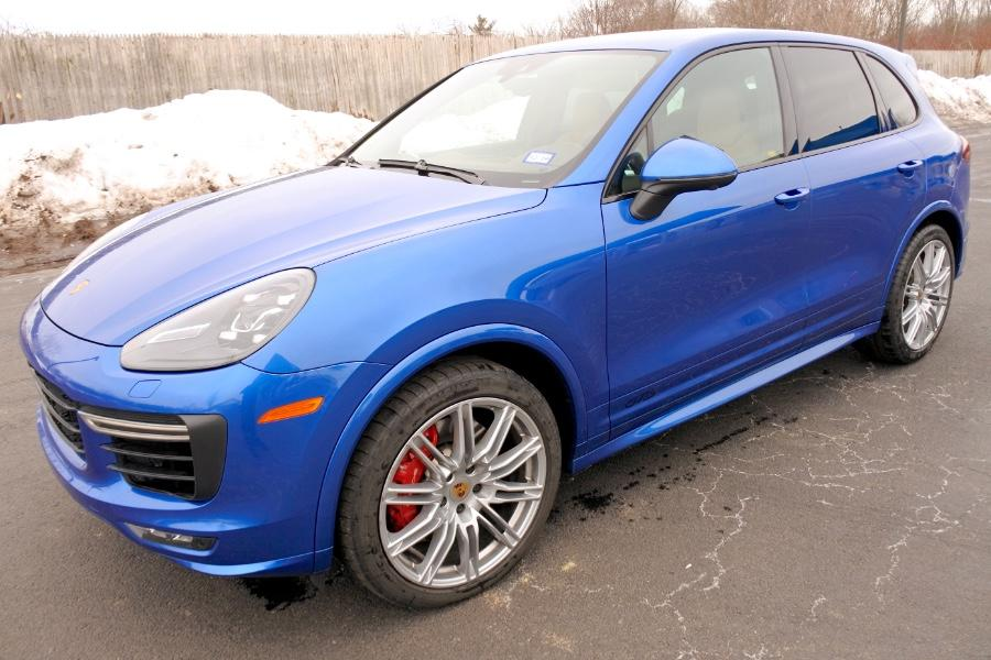 Used 2017 Porsche Cayenne GTS AWD Used 2017 Porsche Cayenne GTS AWD for sale  at Metro West Motorcars LLC in Shrewsbury MA 1