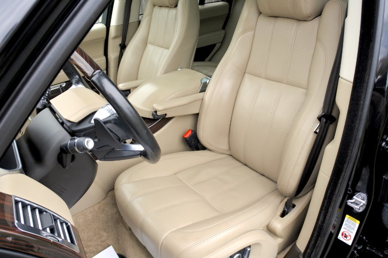 Used 2016 Land Rover Range Rover Supercharged Used 2016 Land Rover Range Rover Supercharged for sale  at Metro West Motorcars LLC in Shrewsbury MA 14