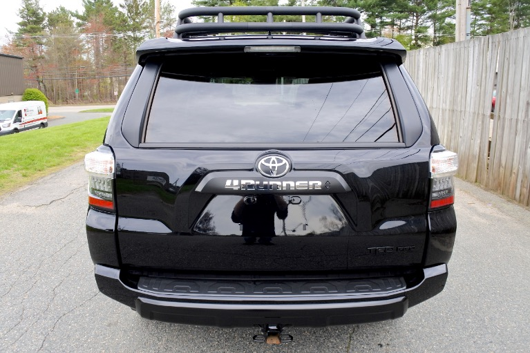 Used 2021 Toyota 4runner TRD Pro 4WD (Natl) Used 2021 Toyota 4runner TRD Pro 4WD (Natl) for sale  at Metro West Motorcars LLC in Shrewsbury MA 4