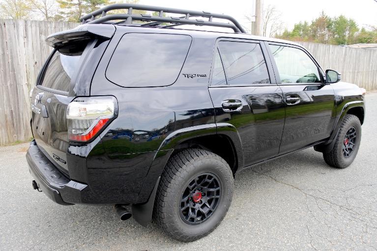 Used 2021 Toyota 4runner TRD Pro 4WD (Natl) Used 2021 Toyota 4runner TRD Pro 4WD (Natl) for sale  at Metro West Motorcars LLC in Shrewsbury MA 5