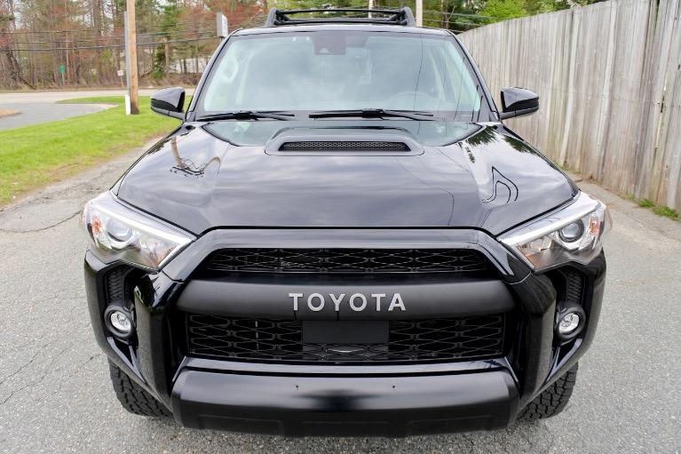Used 2021 Toyota 4runner TRD Pro 4WD (Natl) Used 2021 Toyota 4runner TRD Pro 4WD (Natl) for sale  at Metro West Motorcars LLC in Shrewsbury MA 8