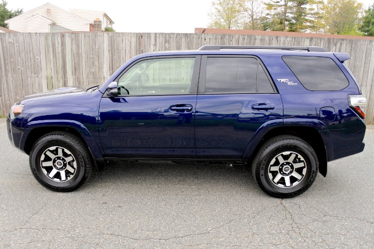 Used 2020 Toyota 4runner TRD Off Road Premium 4WD (Natl) Used 2020 Toyota 4runner TRD Off Road Premium 4WD (Natl) for sale  at Metro West Motorcars LLC in Shrewsbury MA 2