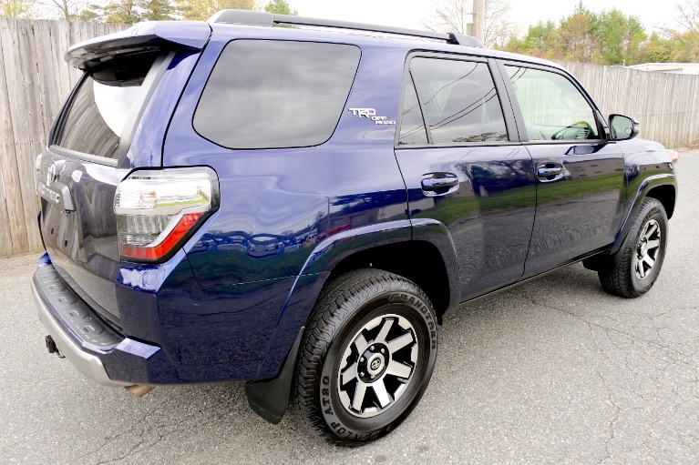 Used 2020 Toyota 4runner TRD Off Road Premium 4WD (Natl) Used 2020 Toyota 4runner TRD Off Road Premium 4WD (Natl) for sale  at Metro West Motorcars LLC in Shrewsbury MA 5