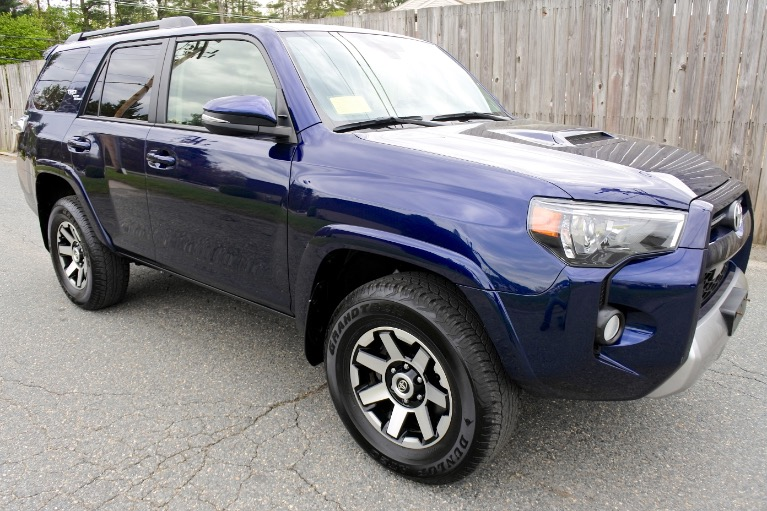 Used 2020 Toyota 4runner TRD Off Road Premium 4WD (Natl) Used 2020 Toyota 4runner TRD Off Road Premium 4WD (Natl) for sale  at Metro West Motorcars LLC in Shrewsbury MA 7