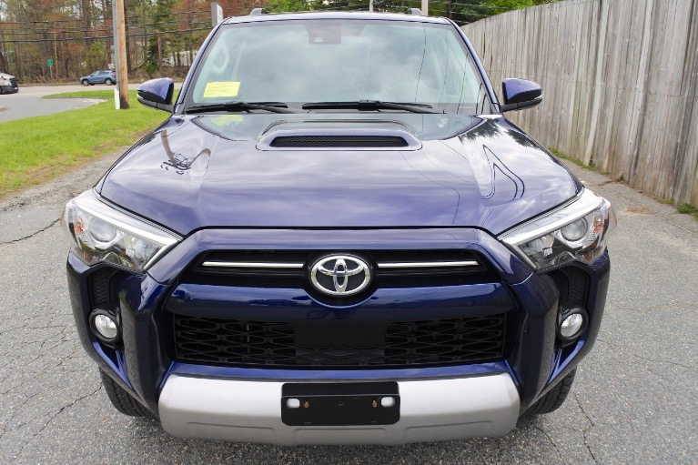 Used 2020 Toyota 4runner TRD Off Road Premium 4WD (Natl) Used 2020 Toyota 4runner TRD Off Road Premium 4WD (Natl) for sale  at Metro West Motorcars LLC in Shrewsbury MA 8