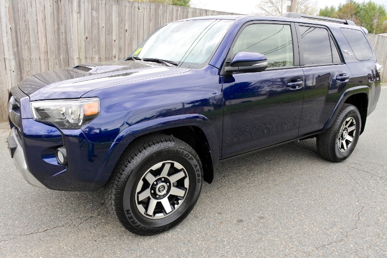 Used Used 2020 Toyota 4Runner TRD Off Road Premium 4WD (Natl) for sale $45,800 at Metro West Motorcars LLC in Shrewsbury MA