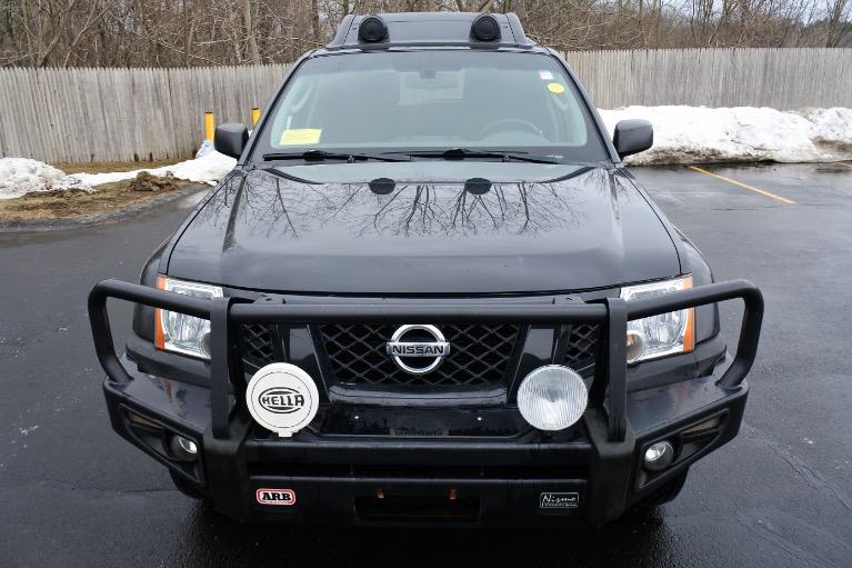 Used 2012 Nissan Xterra 4WD Pro4x Used 2012 Nissan Xterra 4WD Pro4x for sale  at Metro West Motorcars LLC in Shrewsbury MA 8