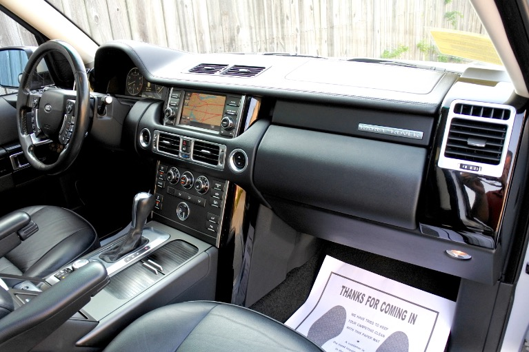 Used 2012 Land Rover Range Rover HSE Used 2012 Land Rover Range Rover HSE for sale  at Metro West Motorcars LLC in Shrewsbury MA 21