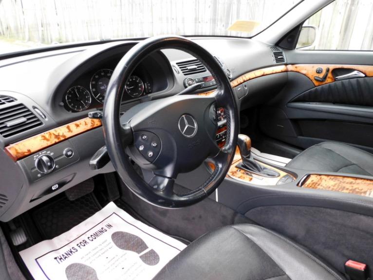 Used 2006 Mercedes-Benz E-class E500 4MATIC Wagon Used 2006 Mercedes-Benz E-class E500 4MATIC Wagon for sale  at Metro West Motorcars LLC in Shrewsbury MA 13