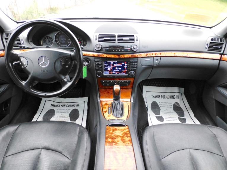 Used 2006 Mercedes-Benz E-class E500 4MATIC Wagon Used 2006 Mercedes-Benz E-class E500 4MATIC Wagon for sale  at Metro West Motorcars LLC in Shrewsbury MA 9