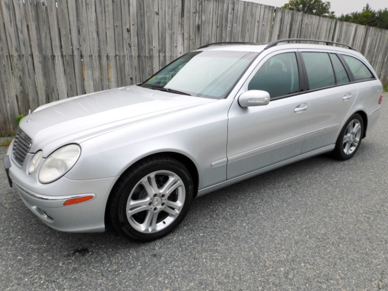 Used Used 2006 Mercedes-Benz E-class E500 4MATIC Wagon for sale $8,800 at Metro West Motorcars LLC in Shrewsbury MA