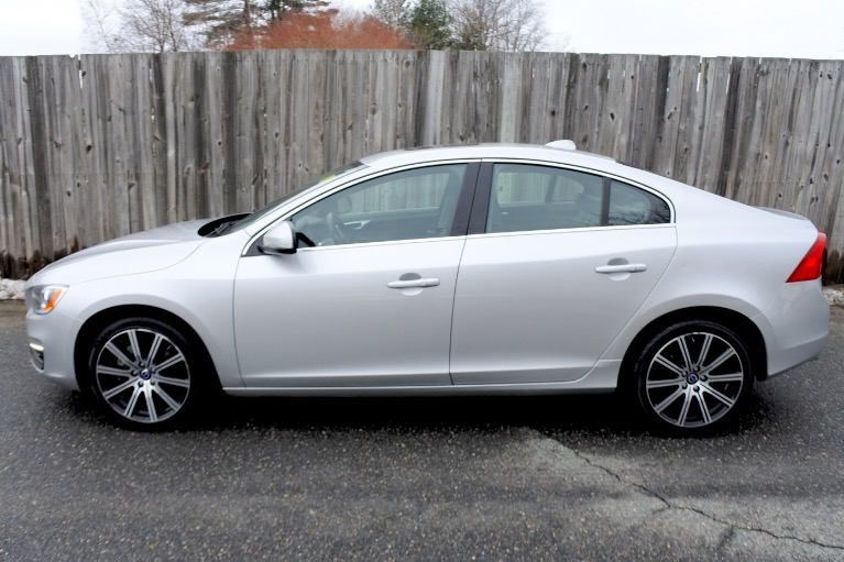Used 2014 Volvo S60 4dr Sdn T5 Premier AWD Used 2014 Volvo S60 4dr Sdn T5 Premier AWD for sale  at Metro West Motorcars LLC in Shrewsbury MA 2