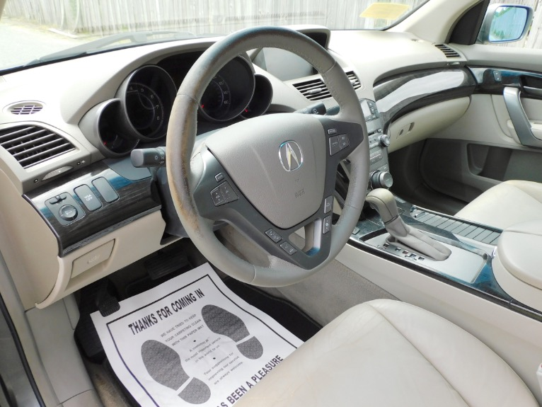 Used 2008 Acura Mdx 4WD Tech Pkg Used 2008 Acura Mdx 4WD Tech Pkg for sale  at Metro West Motorcars LLC in Shrewsbury MA 13