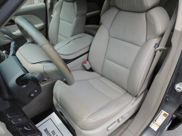 Used 2008 Acura Mdx 4WD Tech Pkg Used 2008 Acura Mdx 4WD Tech Pkg for sale  at Metro West Motorcars LLC in Shrewsbury MA 14