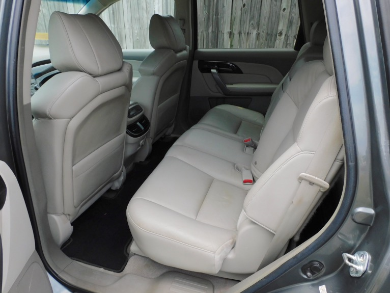 Used 2008 Acura Mdx 4WD Tech Pkg Used 2008 Acura Mdx 4WD Tech Pkg for sale  at Metro West Motorcars LLC in Shrewsbury MA 15