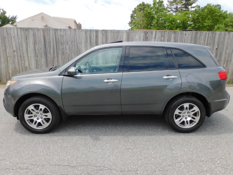 Used 2008 Acura Mdx 4WD Tech Pkg Used 2008 Acura Mdx 4WD Tech Pkg for sale  at Metro West Motorcars LLC in Shrewsbury MA 2