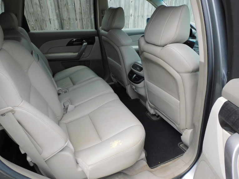 Used 2008 Acura Mdx 4WD Tech Pkg Used 2008 Acura Mdx 4WD Tech Pkg for sale  at Metro West Motorcars LLC in Shrewsbury MA 21