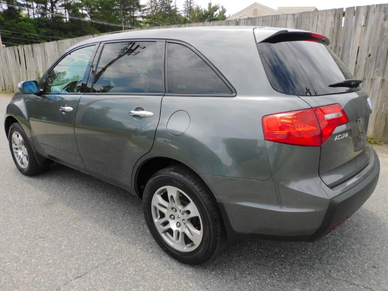 Used 2008 Acura Mdx 4WD Tech Pkg Used 2008 Acura Mdx 4WD Tech Pkg for sale  at Metro West Motorcars LLC in Shrewsbury MA 3