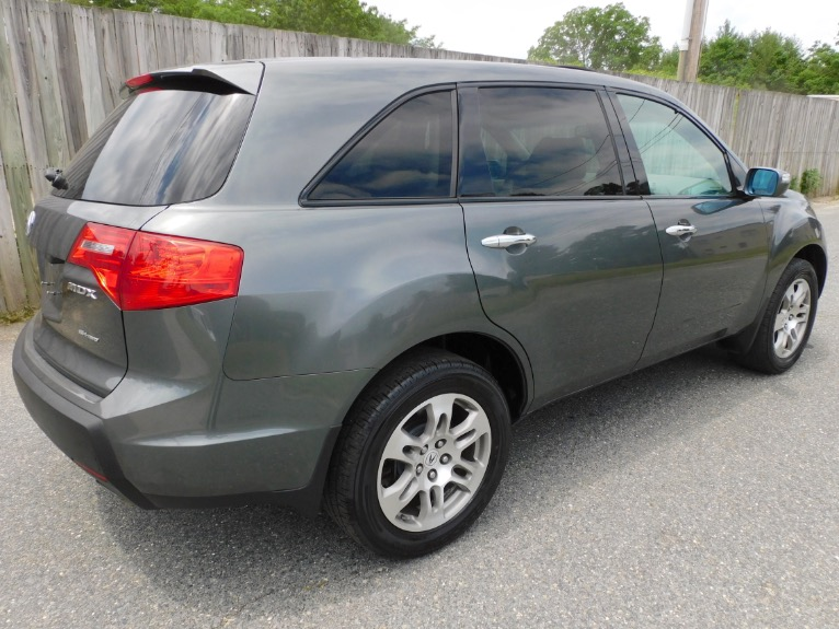 Used 2008 Acura Mdx 4WD Tech Pkg Used 2008 Acura Mdx 4WD Tech Pkg for sale  at Metro West Motorcars LLC in Shrewsbury MA 5