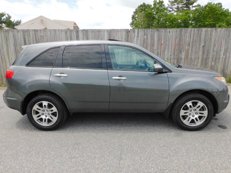 Used 2008 Acura Mdx 4WD Tech Pkg Used 2008 Acura Mdx 4WD Tech Pkg for sale  at Metro West Motorcars LLC in Shrewsbury MA 6