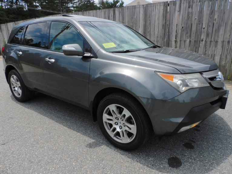 Used 2008 Acura Mdx 4WD Tech Pkg Used 2008 Acura Mdx 4WD Tech Pkg for sale  at Metro West Motorcars LLC in Shrewsbury MA 7
