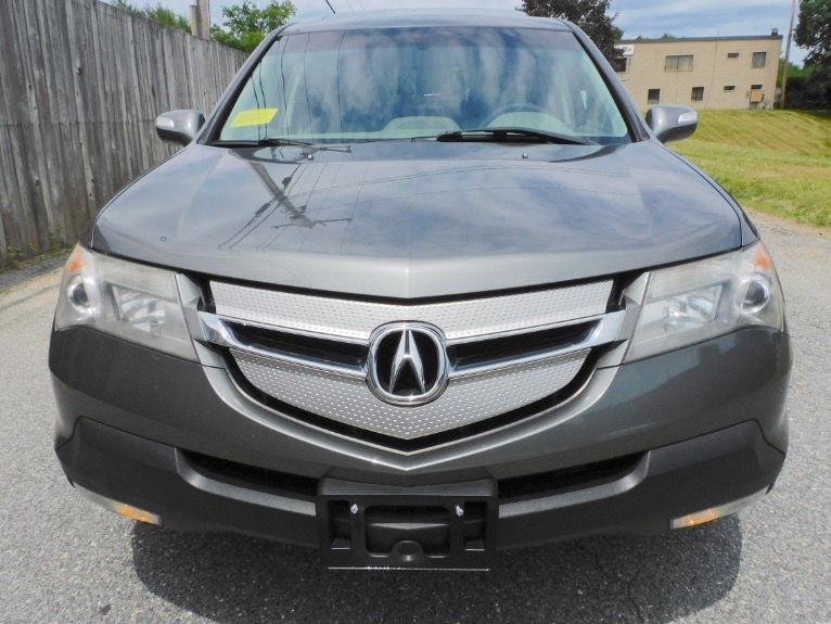 Used 2008 Acura Mdx 4WD Tech Pkg Used 2008 Acura Mdx 4WD Tech Pkg for sale  at Metro West Motorcars LLC in Shrewsbury MA 8