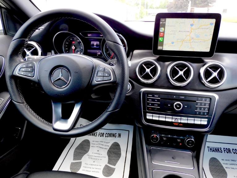 Used 2018 Mercedes-Benz Gla GLA 250 4MATIC SUV Used 2018 Mercedes-Benz Gla GLA 250 4MATIC SUV for sale  at Metro West Motorcars LLC in Shrewsbury MA 10