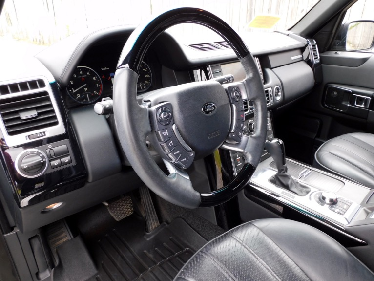 Used 2012 Land Rover Range Rover HSE LUX Used 2012 Land Rover Range Rover HSE LUX for sale  at Metro West Motorcars LLC in Shrewsbury MA 14