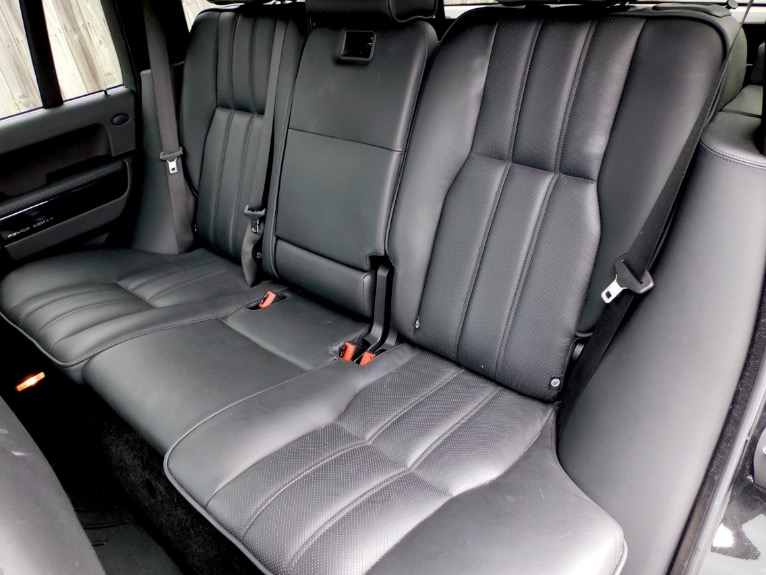 Used 2012 Land Rover Range Rover HSE LUX Used 2012 Land Rover Range Rover HSE LUX for sale  at Metro West Motorcars LLC in Shrewsbury MA 17