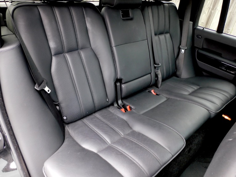 Used 2012 Land Rover Range Rover HSE LUX Used 2012 Land Rover Range Rover HSE LUX for sale  at Metro West Motorcars LLC in Shrewsbury MA 19
