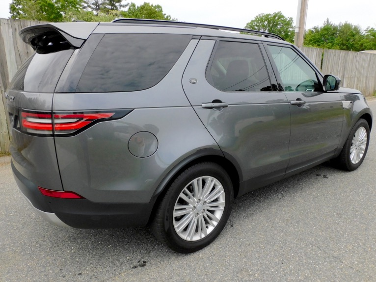 Used 2017 Land Rover Discovery HSE V6 Supercharged Used 2017 Land Rover Discovery HSE V6 Supercharged for sale  at Metro West Motorcars LLC in Shrewsbury MA 5